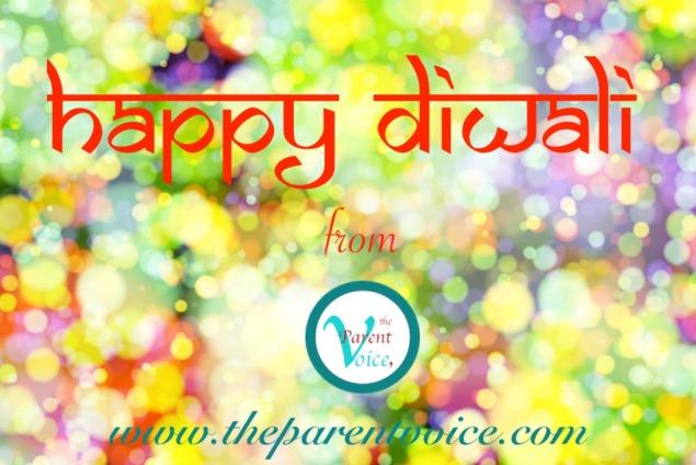 Happy Diwali from theParentVoice,