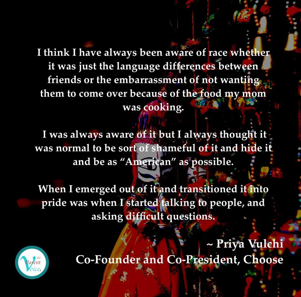 Priya Vulchi Quote