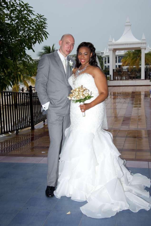 Shavonne Gaston Wedding